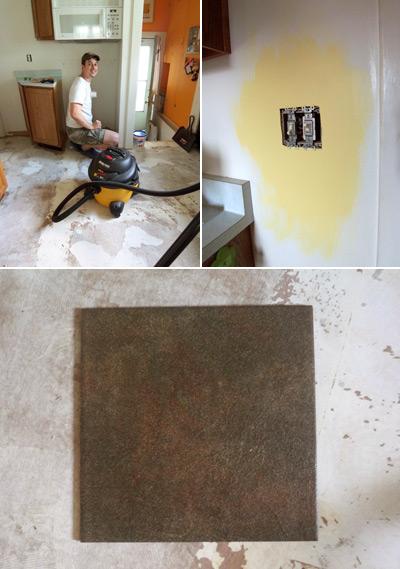 Tearing Up Ceramic Tile