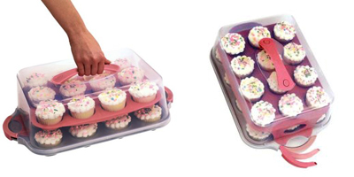 Cupcake carrier michaels