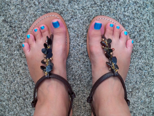 Long toenails-is it mostly African American women | CafeMom Answers