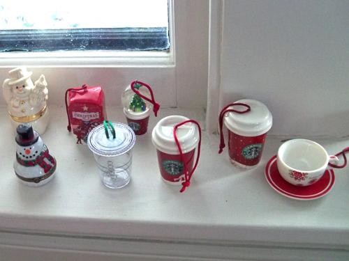 ljcfyi: New Starbucks Ornament