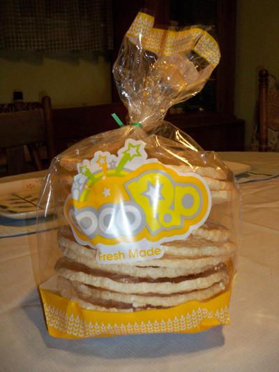 Coco Pop Cakes Machine
