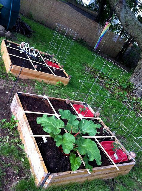 Ljcfyi Square Foot Gardening