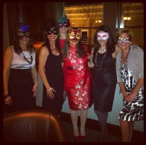 Ljcfyi Masquerade Party