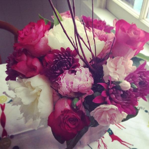 ljcfyi: Christmas Flowers