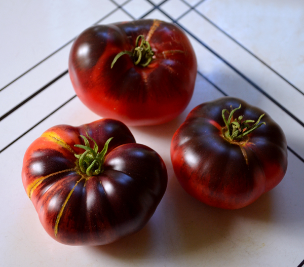 Ljcfyi Garden Heirloom Tomatoes And Homemade Spaghetti Sauce